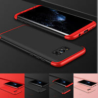 Luxe Hard Case Housse Coque Protection Etui pour Samsung Galaxy S8 Note 9 S9