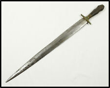 Antique sword dagger Philippines Katipunan HUGE AMAZING kris dagger barong