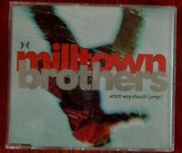 Milltown Brothers – Which Way Should I Jump? 4 track CD single – AMCD711 – Mint