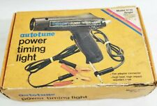 Vintage Power Auto Timing Light, model 4110 in Box with Manual Untested