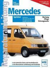 Mercedes Sprinter Dieselmodelle ab Baubeginn (2010, Kunststoffeinband)