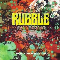 The Rubble Collection, Vol. 11-20, Various Artists, Good Box set, Import