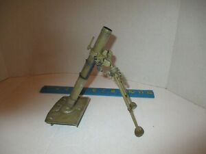 1/6 WW2 German  Mortar, 81mm (8cm)   Alte and Jung  set. pre-owned