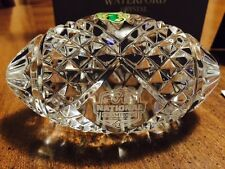 Alabama Crimson Tide 2015 National Championship Waterford Crystal Football