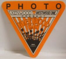 Fleetwood Mac / Stevie Nicks - Original Tour Cloth Backstage Pass *Last One*