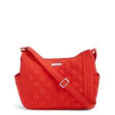 CANYON SUNSET Microfiber On The Go Hobo Crossbody Shoulder Bag Vera Bradley new