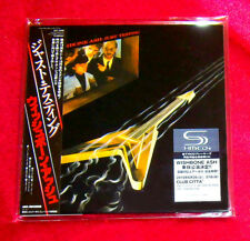 Wishbone Ash Just Testing SHM MINI LP CD JAPAN UICY-94495