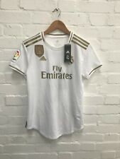 Real Madrid adidas Women's 2019/20 Home Shirt - M - Ramos 4 - New with Defect