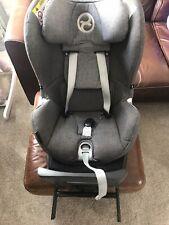 Cybex Platinum Sirona 360 Swivel Car Seat - Grey Used