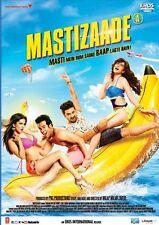 Mastizaade - 2016 Hindi Movie DVD / Region Free / Subtitles / Sunny Leone Veena