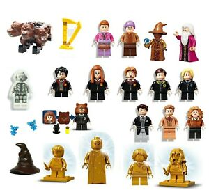 LEGO Harry Potter Minifigure 76386 76387 76388 76389 - New - PICK FROM SELECTION