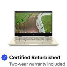 "HP Chromebook x360 Notebook PC 14"" HD Intel Core i3 8GB RAM Chrome OS™"