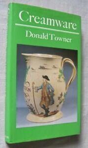 Creamware Donald Towner  Faber 1st ed 1978