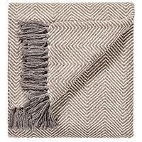 Fair Trade Soft Hand Woven Settee Sofa Throw 100% Cotton 125 x 150cm