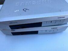 2 X Samsung SMT-2100c Set Top Boxes