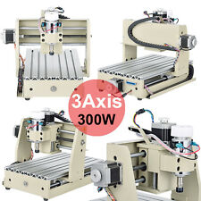 3AXIS ENGRAVER 20*15CM CNC ROUTER ENGRAVING DRILLING MILLING MACHINE 3D CUTTER