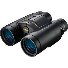 New Nikon LaserForce Hunting Laser Rangefinder 10x42 Binoculars 16212