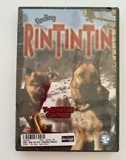 Finding Rin Tin Tin The Adventure Continues DVD - NEW