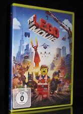 DVD THE LEGO MOVIE - DER ERSTE KINOFILM - ANIMATIONS-TRICKFILM für Kinder * NEU