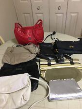 Lot Of 8 Ladies Handbags/ Purse.