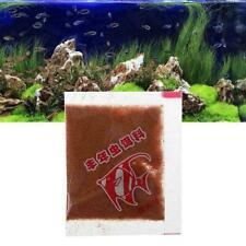 5g/Bag Aquarium Tropical Fish Healthy Food Shelling Tank Fish Shrimp Brine U2L6