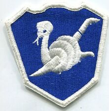VIETNAM U.S. ARMY 258th Infantry 258TH Military Police Color PATCH 1969 DATED