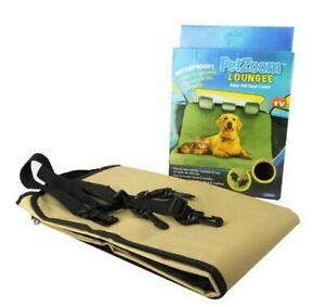 Pet Car Seat Cover Dog Cat Safety Protector Mat Rear Back Hammock Cushion Sheet