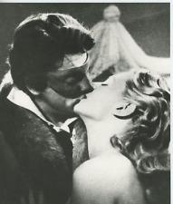 Nez de Cuir, Françoise Christophe et Jean Marais  Vintage silver print,Nez de