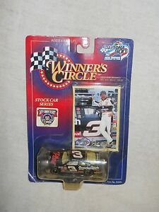 1:64 Scale: Winner's Circle: Dale Earnhardt  Stock Car Series, 50th Anniversary