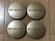 Subaru Legacy Forester WRX Gray Gold Center Cap Wheel Lug Hub  59 mm OEM JDM