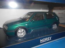NV188437 by NOREV VOLKSWAGEN GOLF 3 VR6 GREEN 1996 1:18