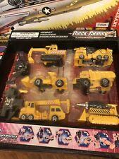 Transformers Quick Change G2 Devastator KO New