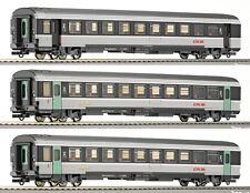 Roco 64026 CFL 3 carrozze 2cl. Corail EP V