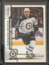 2017-18 O-Pee-Chee. MARQUEE ROOKIE, Tucker Poolman #621, Winnipeg Jets.