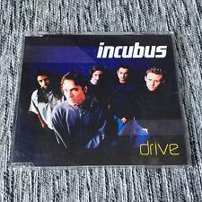 Incubus Drive Single 5 Tracks (Sony Music 2000) Maxi-Single CD