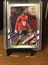 Eduardo Camavinga topps chrome uefa champions league rookie card