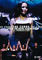 THE CORRS 'LIVE AT THE ROYAL ALBERT HALL' DVD NEW+ !