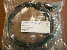 Extron 6FT VGA DB15 HD-15 RGB male 5 BNC male High Res Video Cable 26-533-02
