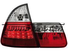 Fari Posteriori LED BMW Serie 3 E46 Touring Rossi
