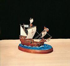 AMATI Columbus Santa Maria wood model ship KIT NEW