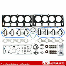 02 - 03 4.8L 5.3L CHEVY GMC CADILLAC HEAD GASKET SET V8