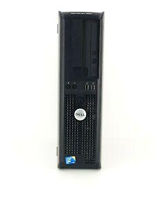 PC USATO RICONDIZIONATO DELL 380 DESKTOP INTEL CORE2DUO RAM 4GB SSD 120GB W10PRO