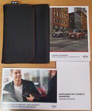 One Mini Car Owner Operator Manuals Ebay