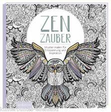 Zenzauber * Muster malen zur Entspannung und Inspiration * arsEdition