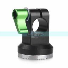 Lanparte 15mm Single Rod Clamp with Arri Rosette Lock for DSLR EVF