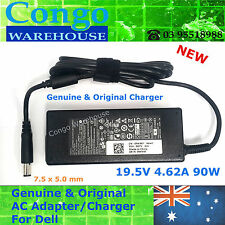 19.5V 4.62A 90W Genuine Charger Adapter DELL Inspiron 6400 640M 710M 8500 9300