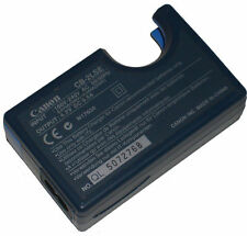 Canon CB-2LSE Battery Charger 4.2V DC 0. 5A 9