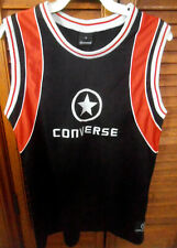 CONVERSE SINGLET TOP - PRE-OWNED GOOD CONDITION - BASKETBALL STYLE - SIZE 12