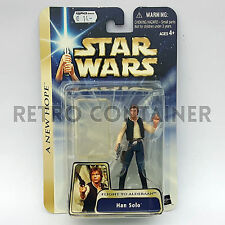STAR WARS Kenner Hasbro Action Figure - SAGA COLLECTION GOLD - Han Solo Aldeeran