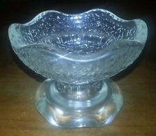Vintage Anchor Hocking Candle Votive or Small Candy Dish
